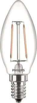 PHIL Classic LED 2-25W/827 E14 57407200