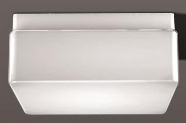 RZB Decken-Wandleuchte 2x60W