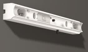 RZB Deckenleuchte 35W Alu- 41531.002