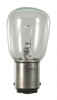 SUH Birnenformlampe 25W Ba15d