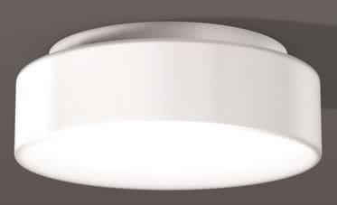 RZB Opalglas-Leuchte 2x75W