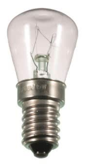 SUH Birnenformlampe 10/6W