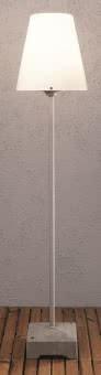 KONS Außenstehleuchte Alu grau 450-300