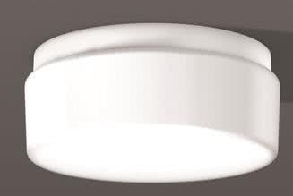 RZB Opalglas-Leuchte 100W