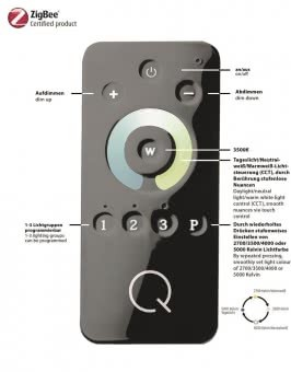 Neuhaus Q-Deckenleuchte 902x902mm