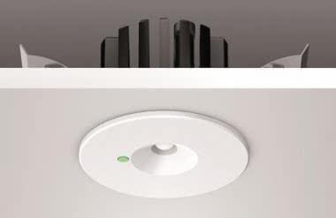 RZB LED-Notleuchte 2W 3h